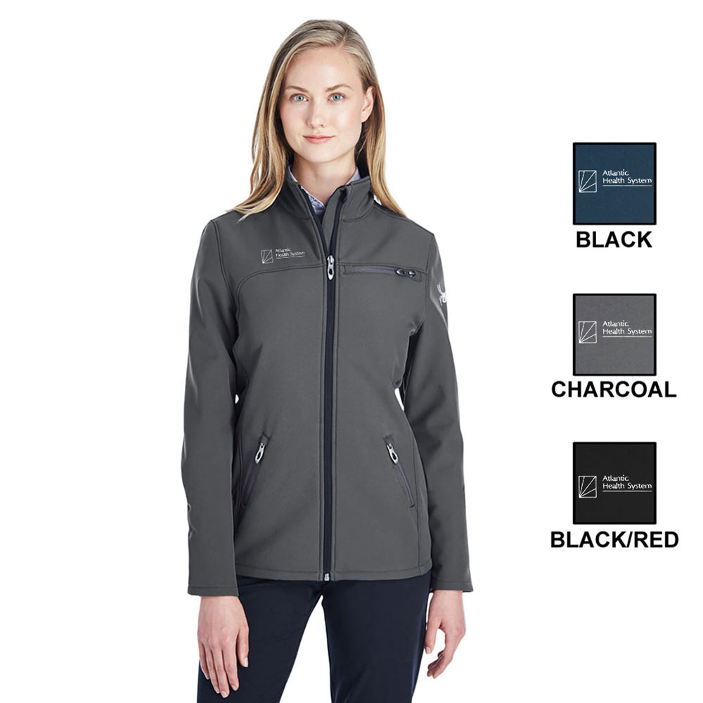 LADIES TRANSPORT SOFT SHELL JACKET