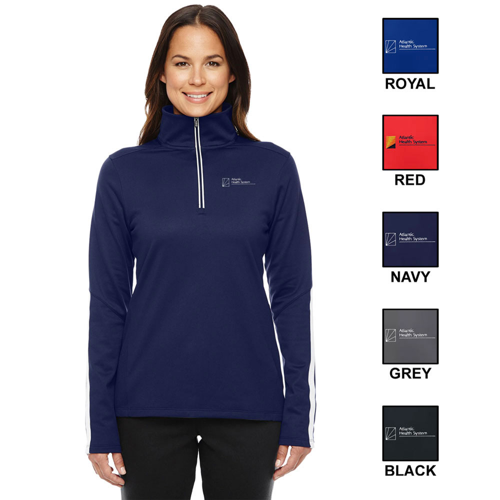 LADIES UNDER ARMOUR 1/4 ZIP