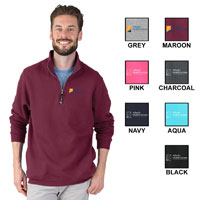 ADULT QUARTER ZIP SWEATSHIRT