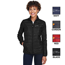 LADIES PACKABLE PUFFER JACKET