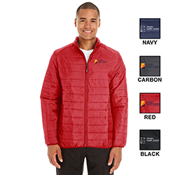 MEN'S PACKABLE PUFFER JACKET