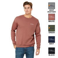 ADULT DROP SHOULDER FLEECE