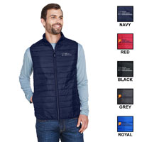 MEN'S PACKABLE PUFFER VEST