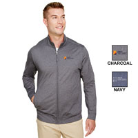 MEN'S ULTRACLUB  NAVIGATOR  PERFORMANCE FULL ZIP