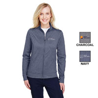 LADIES ULTRACLUB  NAVIGATOR  PERFORMANCE FULL ZIP